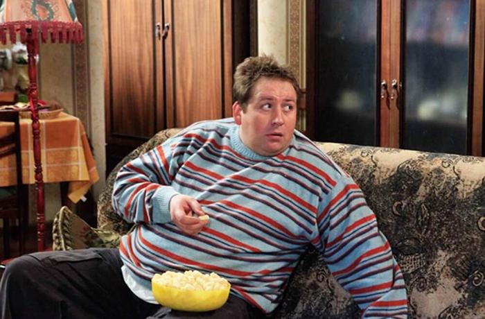 толстый актер похудел фото