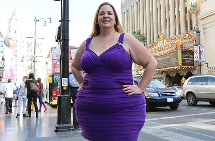 Самые большие фото толстушек