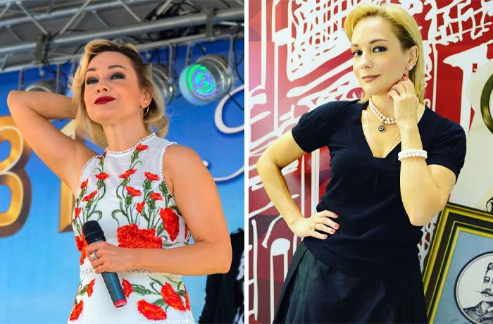 Татьяна Буланова весит 50 кг благодаря строгой диете