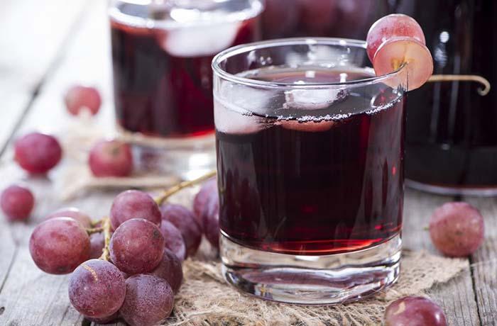 Виноградный сок для похудения