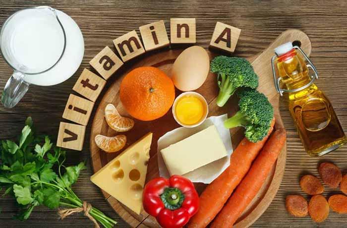 В каких продуктах больше витамина А, чем в моркови