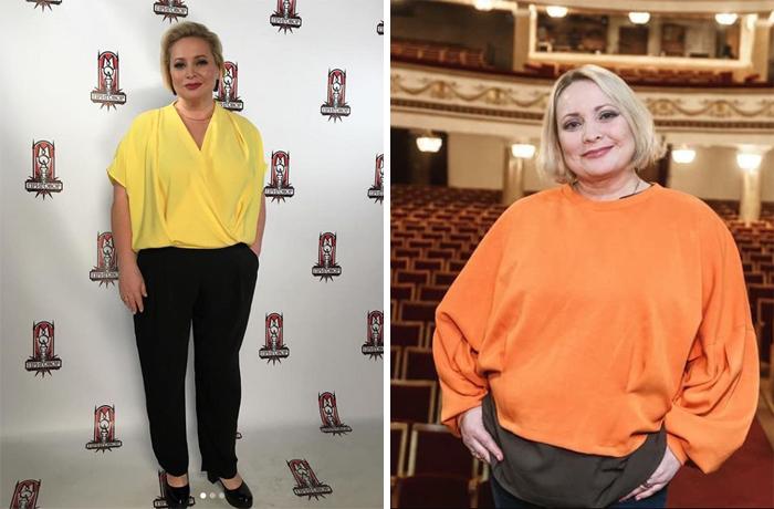Светлана Пермякова похудела на 16 кг