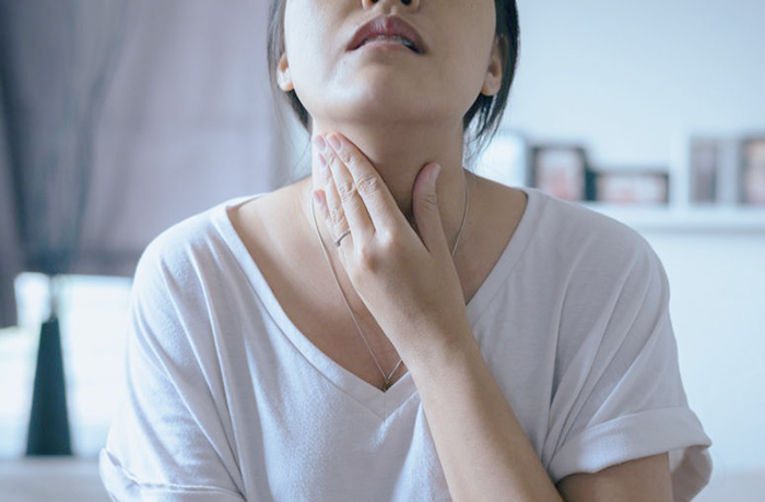 Симптомы дефицита йода