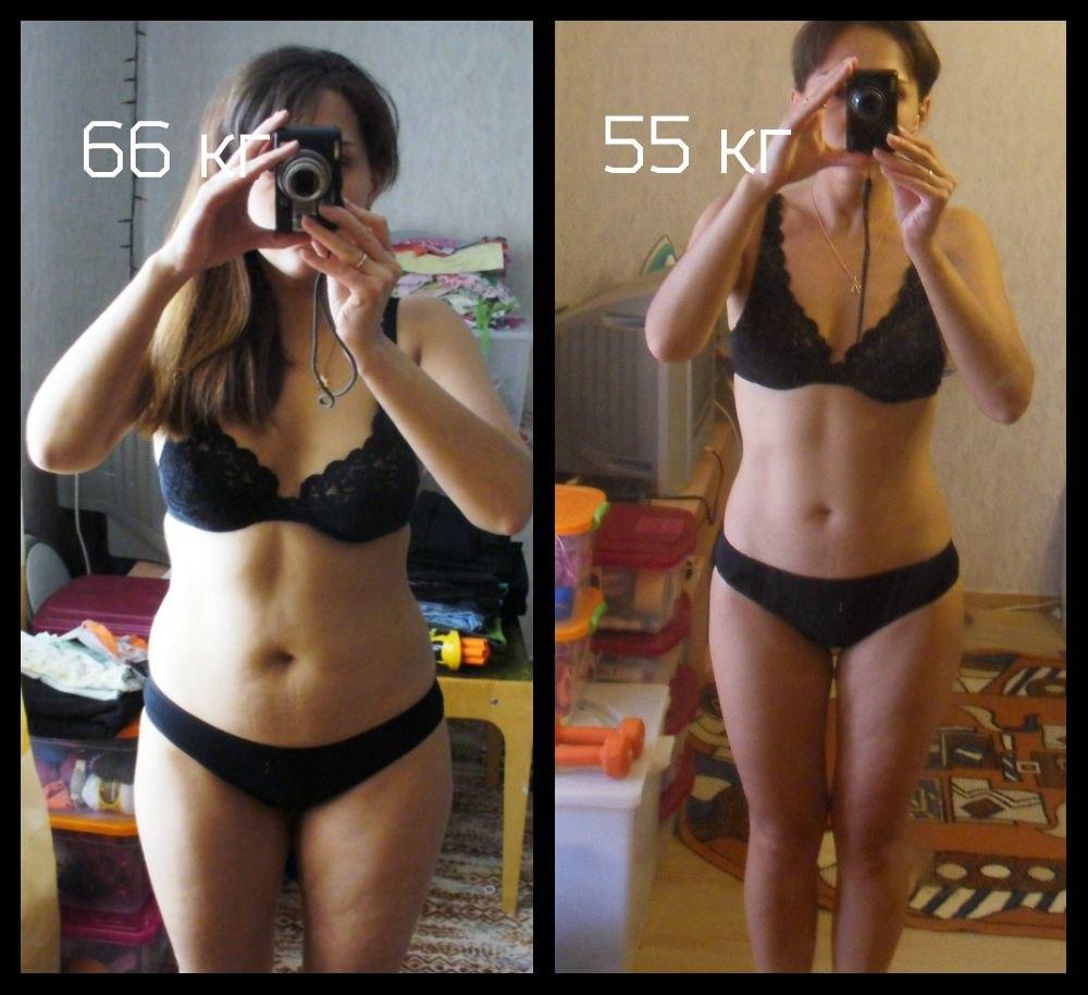Комплексная система похудения