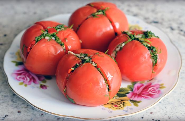 Фаршированные помидоры «Армянчики»