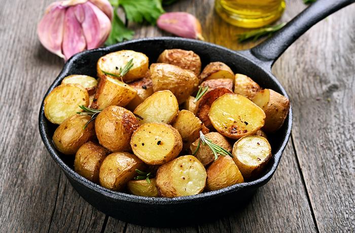 Состав и польза жареной картошки
