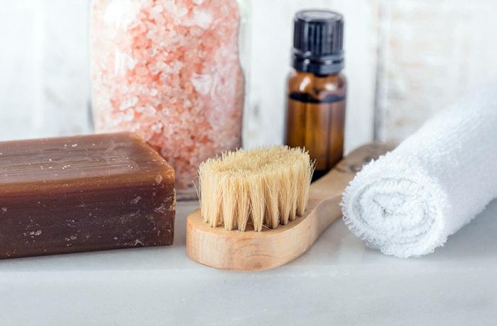 Дегтярное мыло для кожи