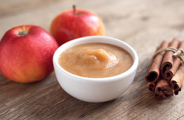 Рецепт яблочного пюре со сгущенкой на зиму «Неженка»
