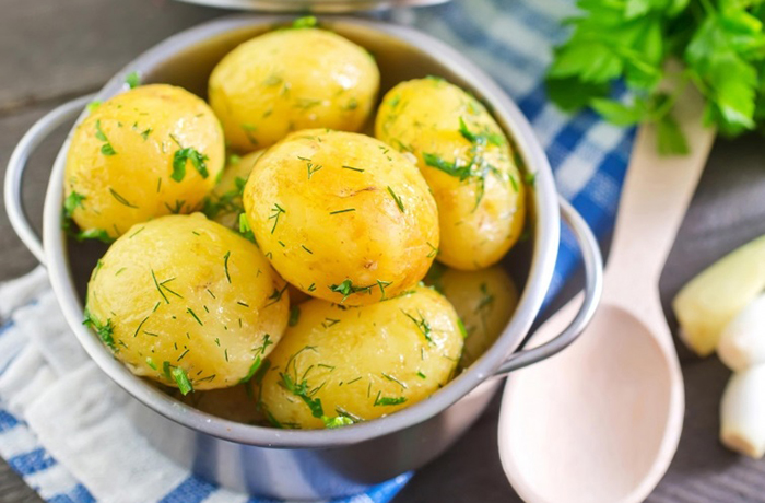 вареная картошка калорийность