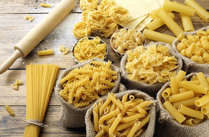 Состав и пищевая ценность макарон