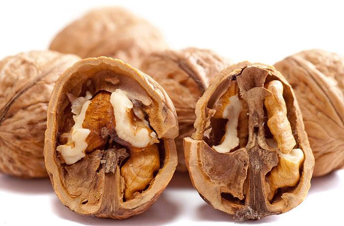 Калорийность грецких орехов жареных