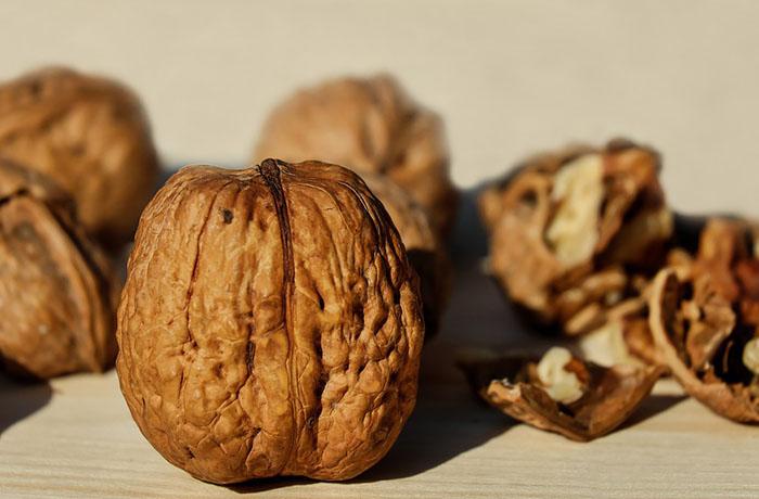 Состав и пищевая ценность грецких орехов