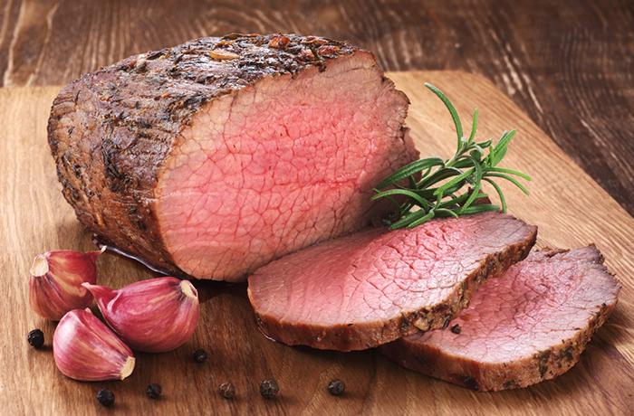 Калорийность говядины постной