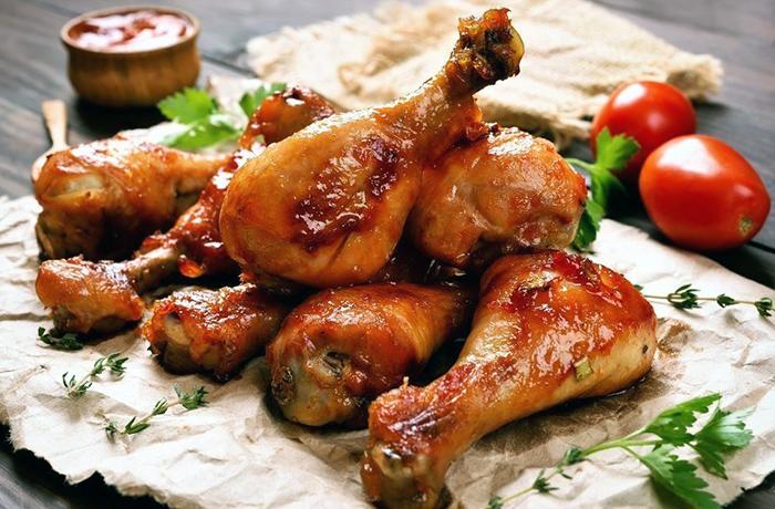 Таблица калорийности курицы