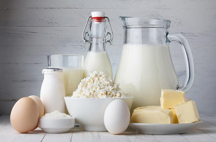 Отличия кашрута от халяля: молоко