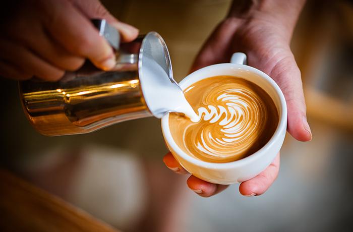 Кофе латте: калорийность