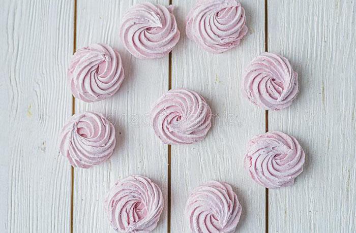 Калорийность розового зефира