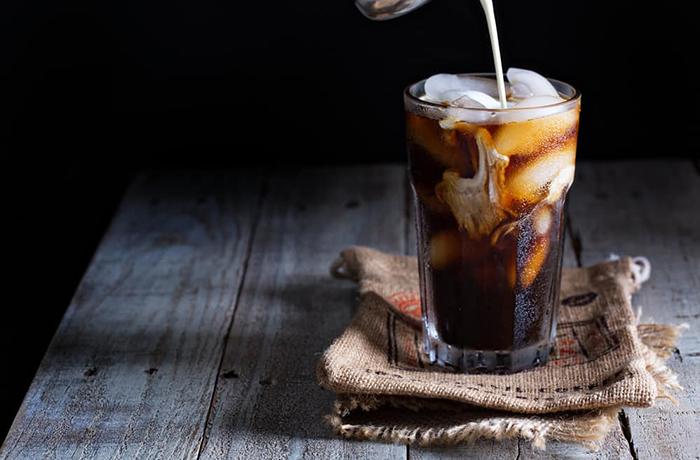 Кофе со сливками: калорийность