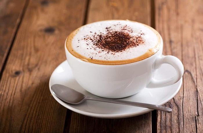 Кофе капучино: калорийность