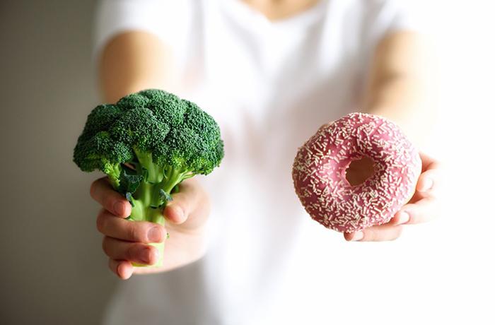 Как бороться с эмоциональным перееданием: тест брокколи