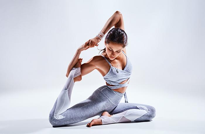 5 основных поз йоги для развития гибкости