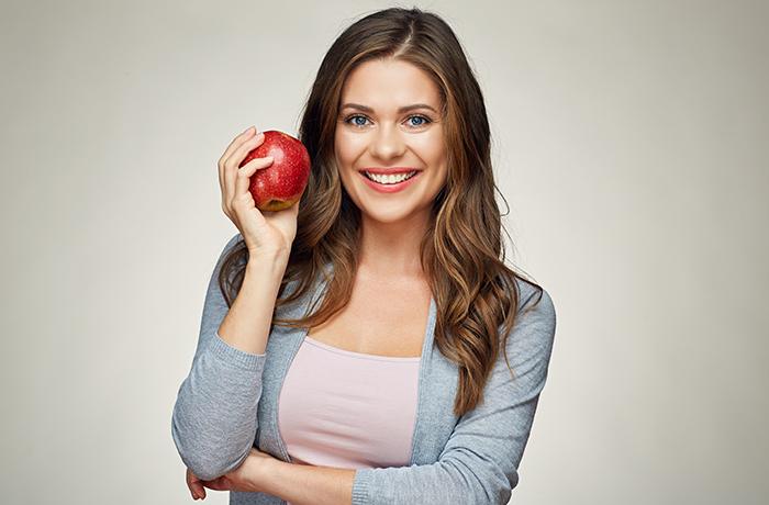 Как сбросить 2 кг за 3 дня без усилий: диета на яблоках