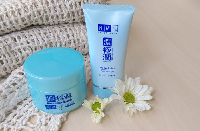 Hada Labo UV White Gel SPF 50+