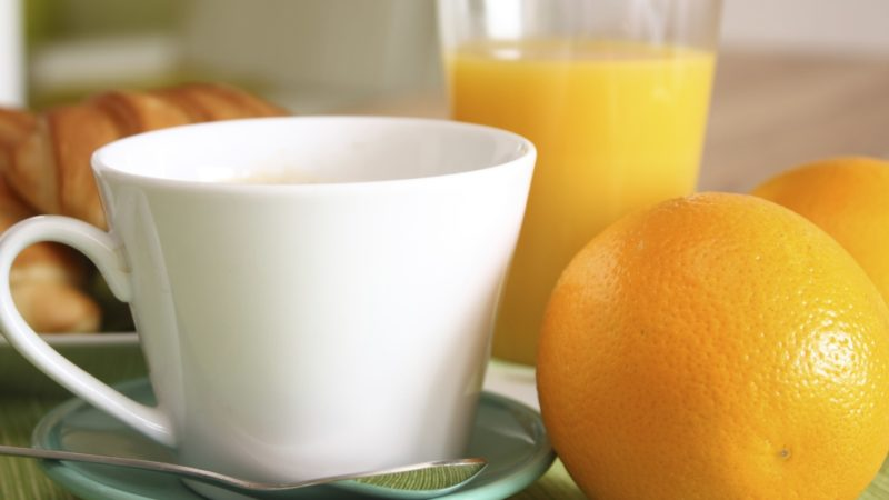 Считаем калории. Сколько калорий в апельсине?